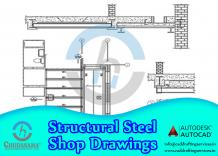 Structural Steel Shop Drawings Services