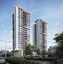 Buy 3 BHK Flats / Apartments in Goregaon, Mumbai