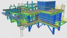 Structural BIM Services - Mewara Outsourcing
