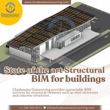 Structural BIM Services | Structural BIM Models