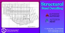 Structural Steel Detailing | Steel Fabricators Drawings - COPL