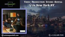 Video Production Studio Rental New York NY