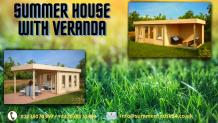 Summer House With Veranda