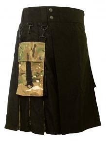 Hybrid Tactical Kilt - Modern Hybrid Tactical Kilt for Men $89