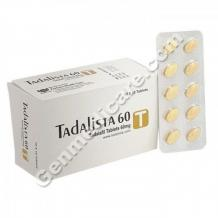 Tadalista 60 mg online at USA, UK | Tadalafil (Tadalista 60 Review)