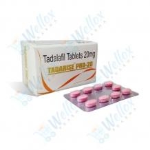 Tadarise Pro 20 Mg, Cheap Price In USA, How To Take, Tadalafil Dosage