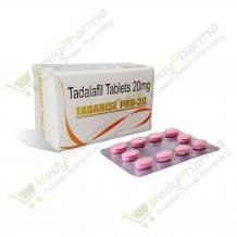 Buy Tadarise Pro 20mg Online, tadarise pro 20 review,  | Medypharma
