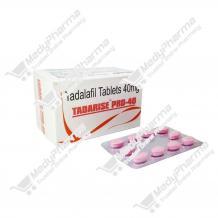 Buy Tadarise Pro 40mg Online, Buy Tadarise pro online    Medypharma