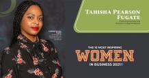 Tahisha Pearson Fugate: Improving Diversity and Inclusion in Legal Profession