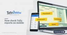Tally Mobile App