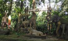 Wisata Taman Safari yang indah dan seru di Cisarua Bogor