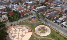 Wisata Taman Usman Isa yang lagi hits dan populer di Kabupaten Sidrap