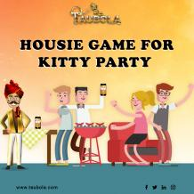 Taubola Housie Game For Kitty Party