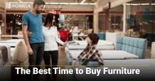 12 Best Times to Buy Furniture Month by Month | HOMEiA