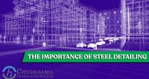 The Importance of Steel Detailing | Structural Steel Detailing Services