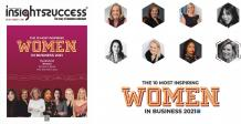 The 10 Most Inspiring Women in Business 2021