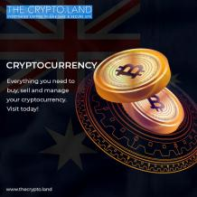 The Crypto.Land | Top Site to Buy & Sell Cryptocurrencies