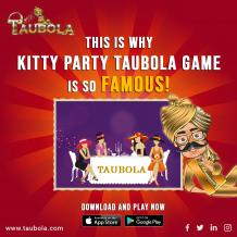 This Is Why Kitty Party Taubola Game Is So Famous!
