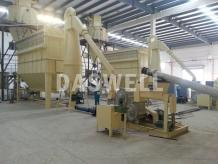 Transport DC300 Powder Coating Machine And Stearic Acid To Uganda