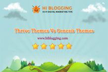 Thrive Themes Vs Genesis Themes