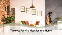 Timeless Interior and Exterior Paint Color Ideas