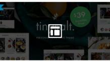 TinySalt - Personal Premium Food Blog WordPress Theme by LoftOcean