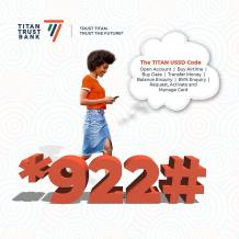 Titan Trust Bank:How to transfer money, buy Airtime/recharge card Balance Enquiry - How To -Bestmarket