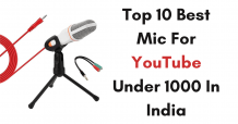 10 Best Mic For YouTube Under 1000 In India 2021 - Buy Now