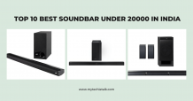 Top 10 Best Soundbar Under 20000 In India 2021 - Mytechietalk