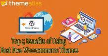 Top 5 Benefits of Using Best Free Woocommerce Themes