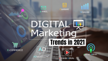 Digital Marketing Trends To Be Expected in 2021