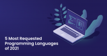 top programming languages in 2021, list of top programming languages 2021, popular coding language 2021