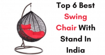 Top 6 Best Swing Chair In India With Stand 2021 For Home