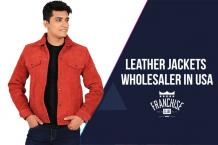 Top Leather Jackets Wholesaler In USA: Franchise Club