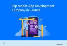 Top Mobile App Development Company in Canada
