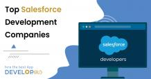 Top 10 Salesforce CRM Development Companies