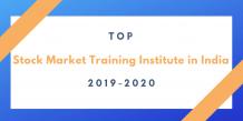 Unbeatable Stock Market Training Institute India 2019-20 | IFMC Institute