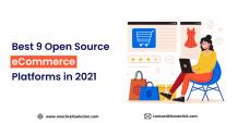 9 Best Open Source eCommerce Platforms in 2021