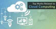 Clearing the air by debunking The Myths associated with Cloud Computing