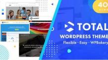 Total - Responsive Multi-Purpose WordPress Theme - scoopbiz.com