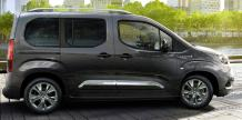 Toyota Proace City Electric will hit the market at the end of the year