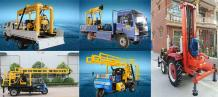 Tractor Mounted Water Well Drilling Rigs for Sale   Deep Drilling Rigs Price