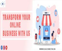 Transform your online business with us