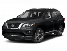 2019 Nissan Pathfinder Towing Capacity in Alvin