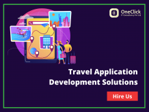 Travel Portal Development, Travel Mobile Application Development
