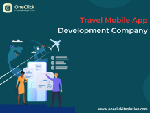 Travel Booking Mobile Application Development, Travel Application Development Company