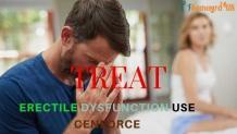 Cenforce - Treatment of Erection issue for men