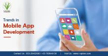 Trends in Mobile App Development | Vxplore Technologies