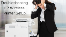 How to deal with Troubleshooting HP Wireless Printer Offline Error?