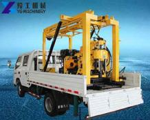Trailer Mounted Water Well Drilling Rigs   High Quality Rigs   Manufacturer